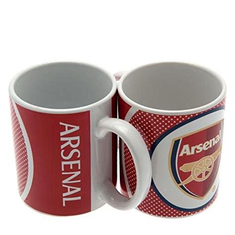 gifts for arsenal fans gift ideas official arsenal fc mug a great present for