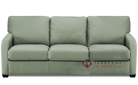 palliser sleeper sofa customize and personalize westside leather sofa by