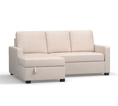 sectional sofa with storage chaise soma bryant upholstered sofa with storage chaise sectional