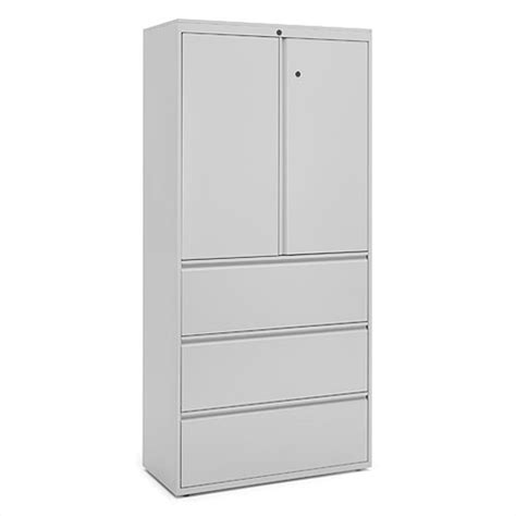 lateral file cabinet with storage great openings storage lateral file with cabinet