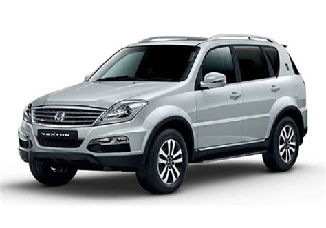 Mahindra Ssangyong Rexton Price in India, Review, Pics