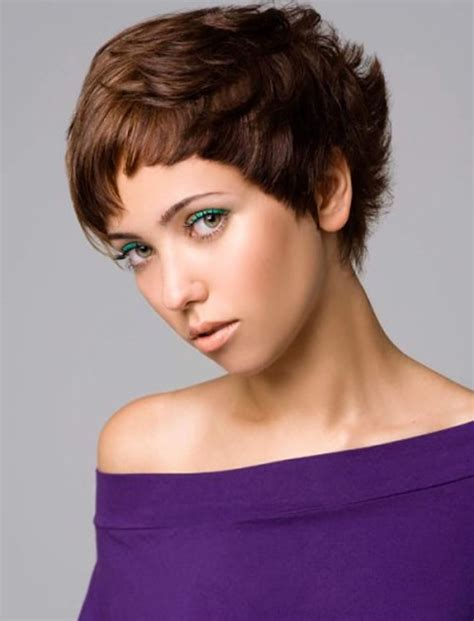 short hair styles for wavy hair long faces and over 40 30 amazing short hair haircuts for girls 2018 2019 page