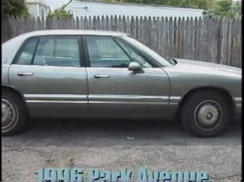 1996 buick park avenue tps removal camera video of my 1996 buick park avenue youtube
