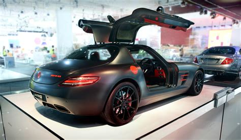 Topi Trucker Chanel Sls 1 mercedes rolls out concept 358 and special edition