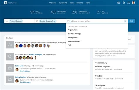 linkedin updates every recruiter needs to part one