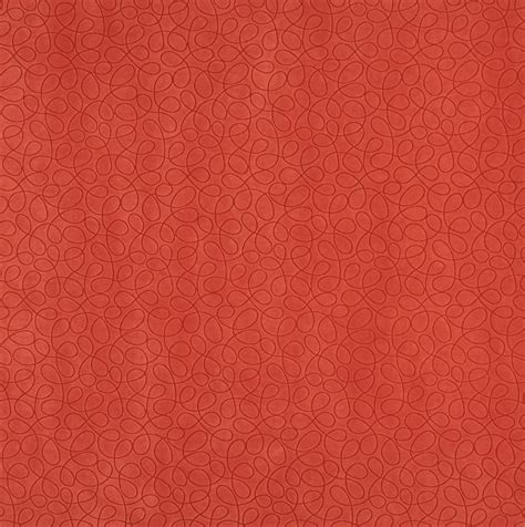 Coral Upholstery Fabric by Orange Coral Abstract Swirls Microfiber Velvet Upholstery