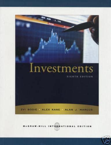Buku Bisnis Investments Bodie Markus investment by zvi bodie