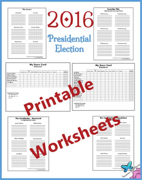 2016 Presidential Election Calendar Primary Election Printable Calendar Template 2016