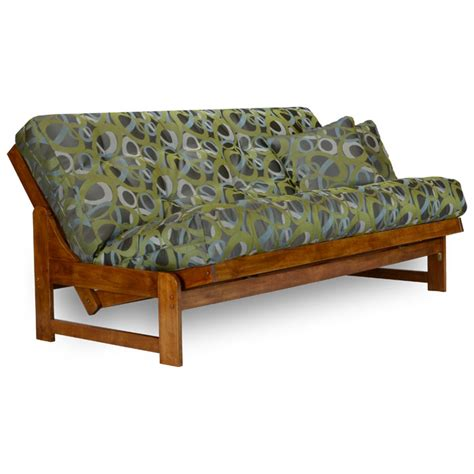 Armless Futon Frame by Arden Wood Futon Frame Set Armless Designer Cover Dcg