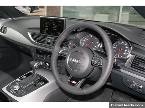 Audi A7 S Line Interior by Object Moved