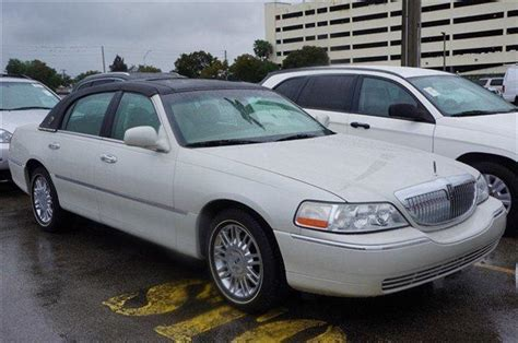 2006 lincoln town car sale carsforsale search results