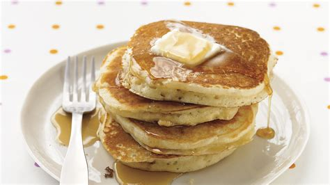 easy basic pancakes recipe video martha stewart