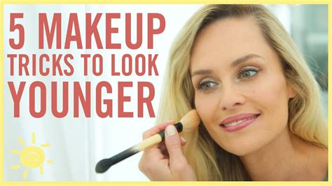 7 Easy Tricks To Look Younger by Style 5 Makeup Tricks To Look Younger