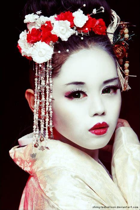 Geisha Get It by Bildergebnis F 252 R Geisha Make Up Make Up Get Inspired