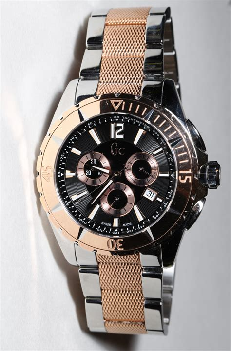 Guess Gc3590 Small Black Bracelet guess gc sport class review page 2 of 2 ablogtowatch