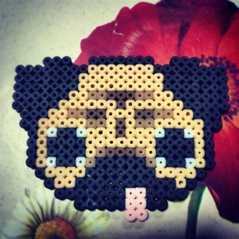 pug perler bead pattern 25 best perler bead designs ideas on