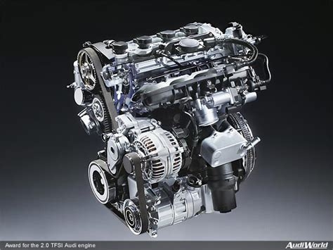 how does a cars engine work 2005 audi a4 lane departure warning award for the 2 0 tfsi audi engine audiworld
