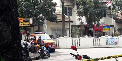 Panci Bima Bandung kepala desa sebut pelaku peledakan di bandung keluar