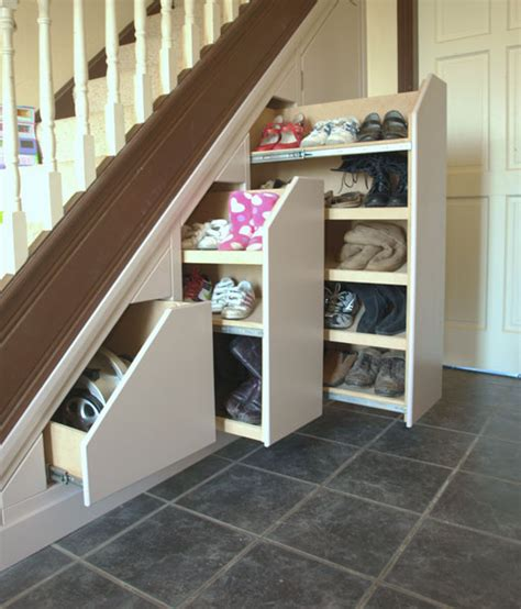 Clever Closets by Photos Of Stairs Storage Attic Storage