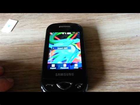 reset samsung b3410 how to hard reset samsung mobile by a secret code
