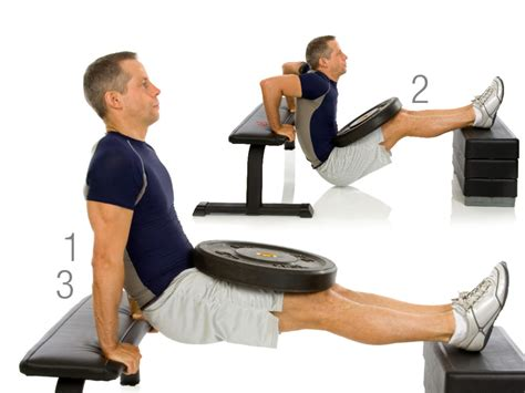 what is a bench dip train like a gymnast with this strength workout