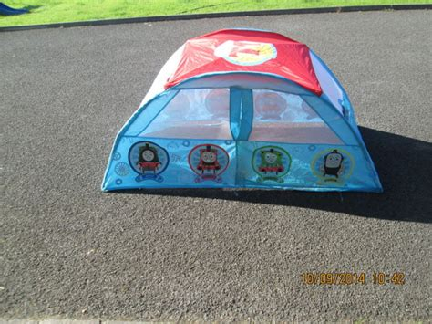 thomas the train bed tent thomas the tank engine bed tent for sale in sligo sligo