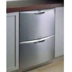 Two Drawer Dishwasher Bosch by Fisher Paykel Stainless Steel Drawer Dishwasher