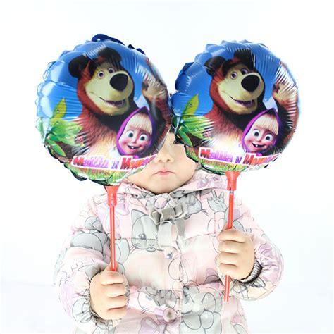 Balon Foil Kartun Stick Balloon Hbl014 buy wholesale balloon clappers from china balloon clappers wholesalers aliexpress
