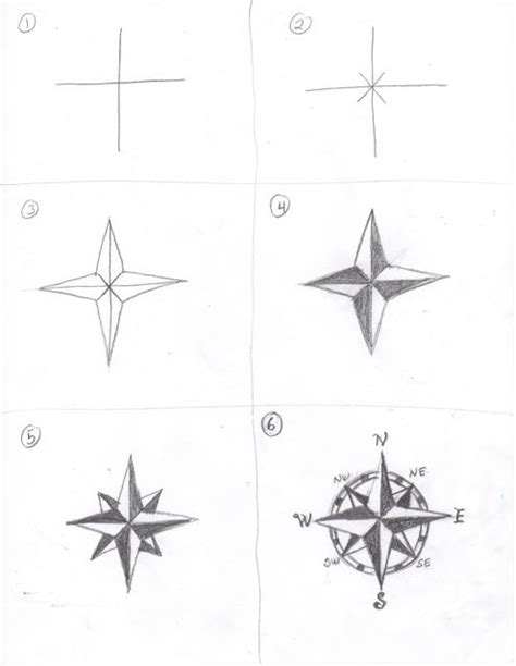 Home Design Magazine Subscription by Creator S Joy How To Draw A Compass Rose
