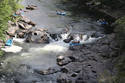 chattooga section 3 chattooga long creek sc raft zip near atlanta ga