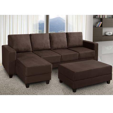 sofa com chaise sof 225 3 lugares american comfort madaloni com chaise