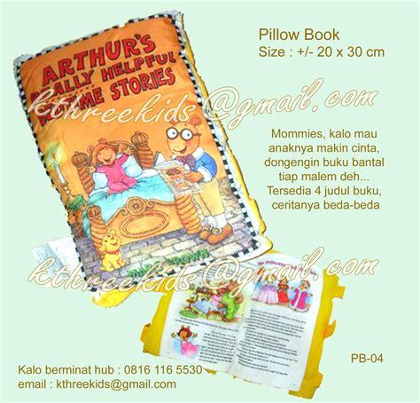 Pillow Book by Pillow Book Buku Bantal Kthreekids S