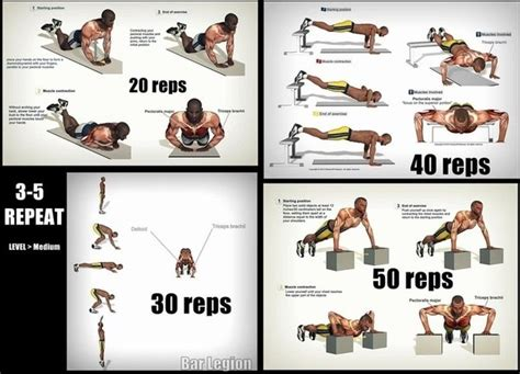 what are the best workouts without equipment for getting