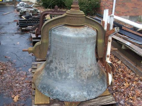 pre owned church bells for sale in restored or original