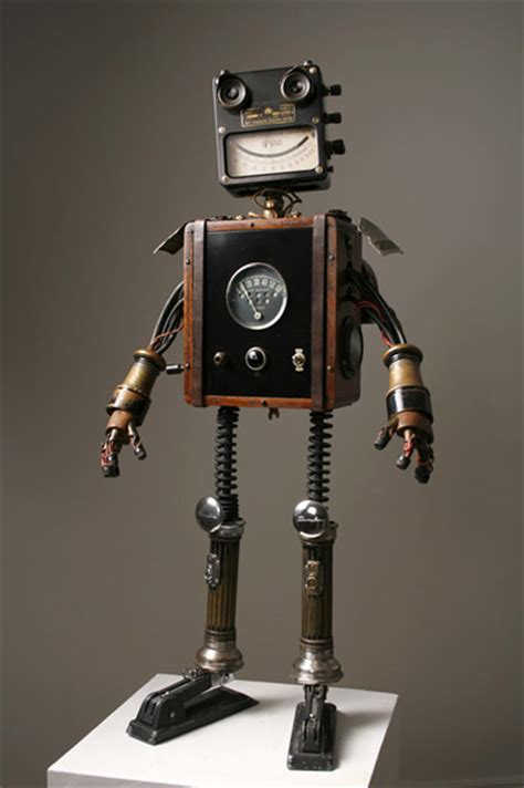 Electronic Gadgets For Home by Robot Art The Awesomer