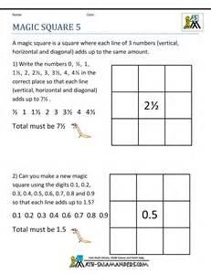 printable math puzzles 5th grade