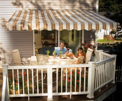 How To Clean Sunsetter Awnings by Sunsetter Retractable Awnings