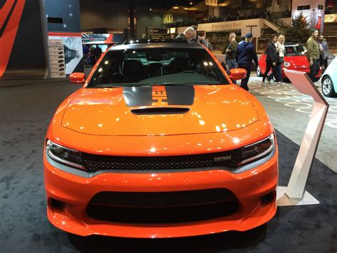 Sale Wheels Dodge Charger Daytona Orange 6 A2017 2017 dodge charger daytona at the chicago auto show