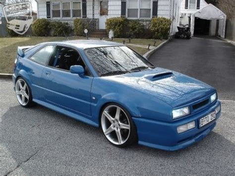 volkswagen corrado supercharged 1992 volkswagen corrado slc supercharged vr6 german cars