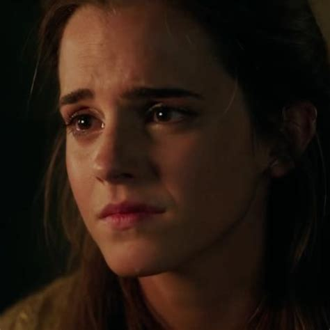 emma watson voice beauty and the beast listen the first clip of emma watson singing in beauty