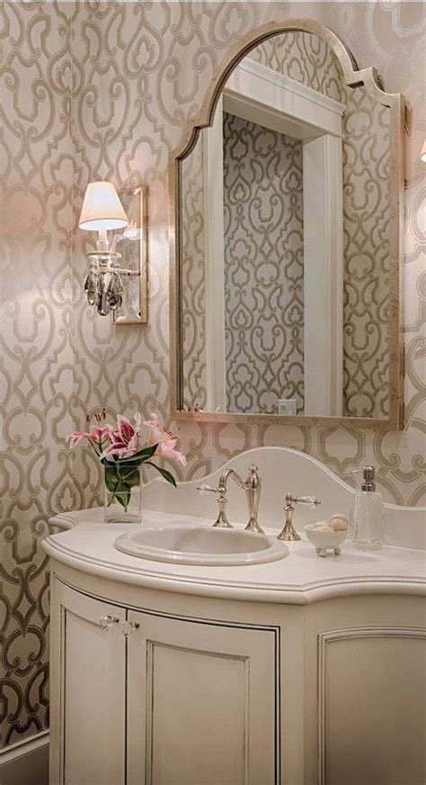 room mirror 17 best ideas about powder room mirrors on small half baths room of mirrors and