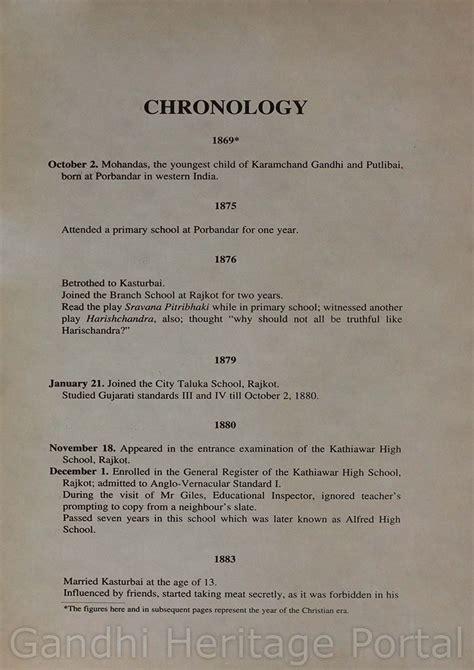 mahatma gandhi biography timeline gandhi timeline mahatma gandhi chronology gandhi event