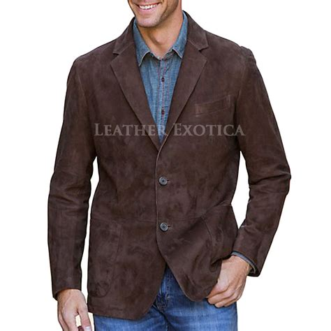 Jaket Suede Suede Jacket leather suede jackets mens cairoamani