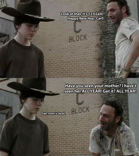 Dad Joke Meme - walking dead dad jokes 24 pics weknowmemes