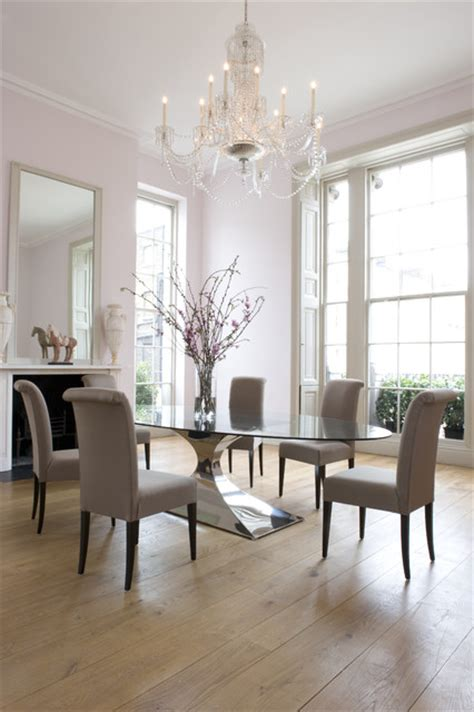 adorable dining room designs  beautiful glass table