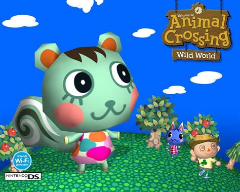 animal crossing animal crossing world animal crossing wallpaper 6586810 fanpop