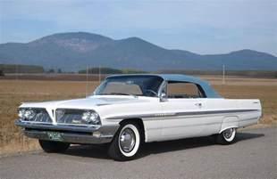 1961 Pontiac Bonneville 1961 Pontiac Bonneville Convertible 161399