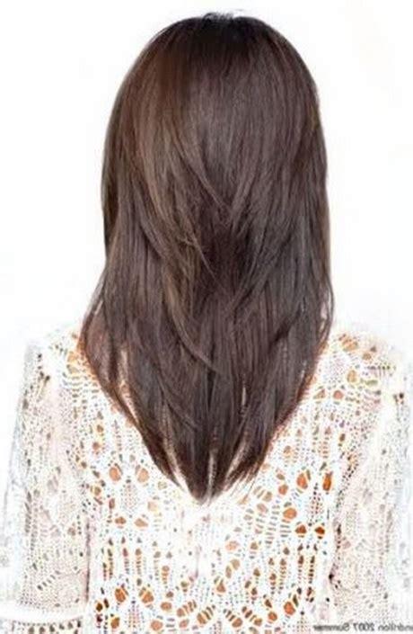 Stufenschnitt Lange Haare by Lange Haare Stufenschnitt Hinten