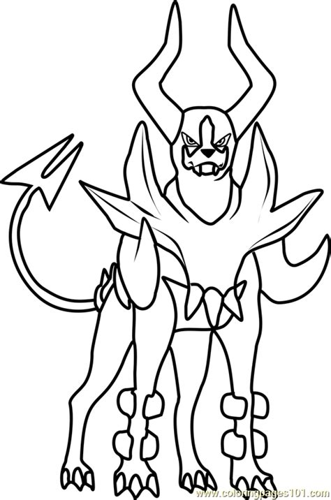 pokemon coloring pages houndoom mega houndoom pokemon coloring page free pok 233 mon