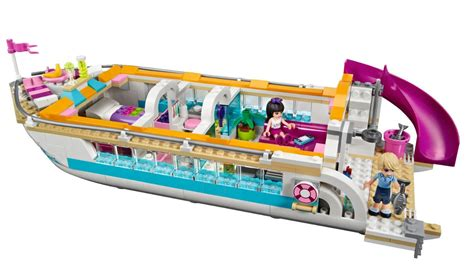jacht lego friends acheter lego friends 41015 le yacht lego